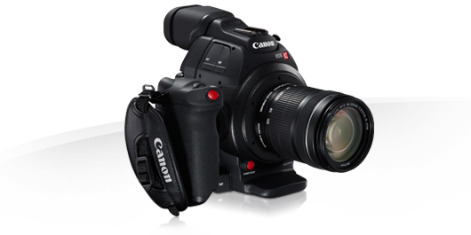 EOS C100 Mark II
